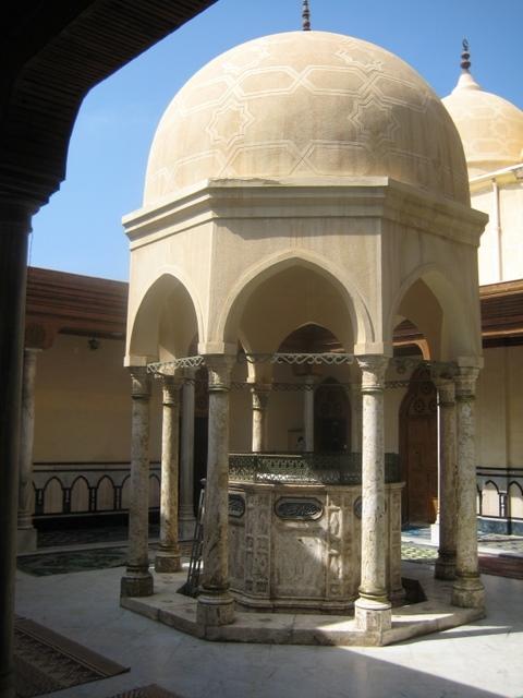 Bio: Imam Sharaf al-Din al-Busiri
