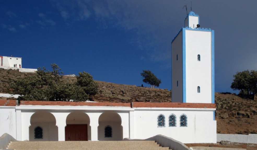 Jabal ´Alam- Mosque