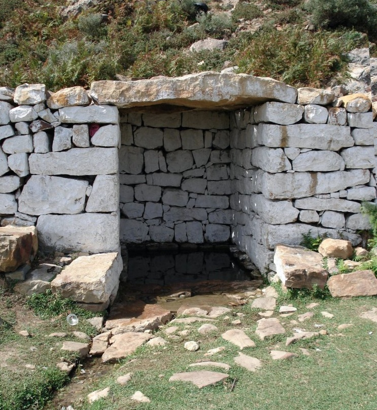 Jabal ´Alam - The well